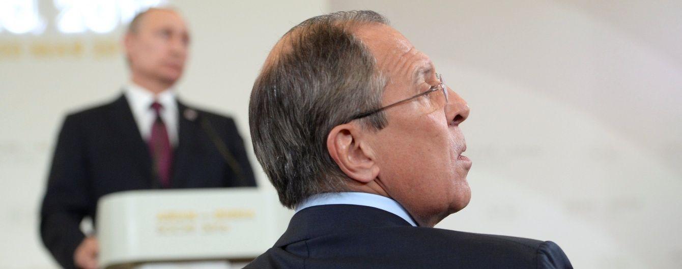Росія не зацікавлена в розриві дипломатичних відносин з Україною - Лавров