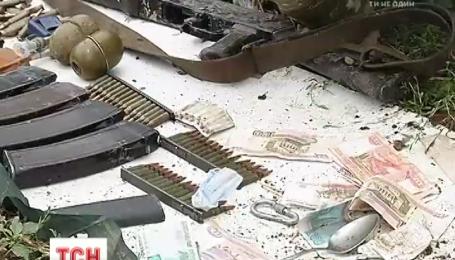 Два ворожих диверсанти загинули під час невдалої спроби атаки українських військових