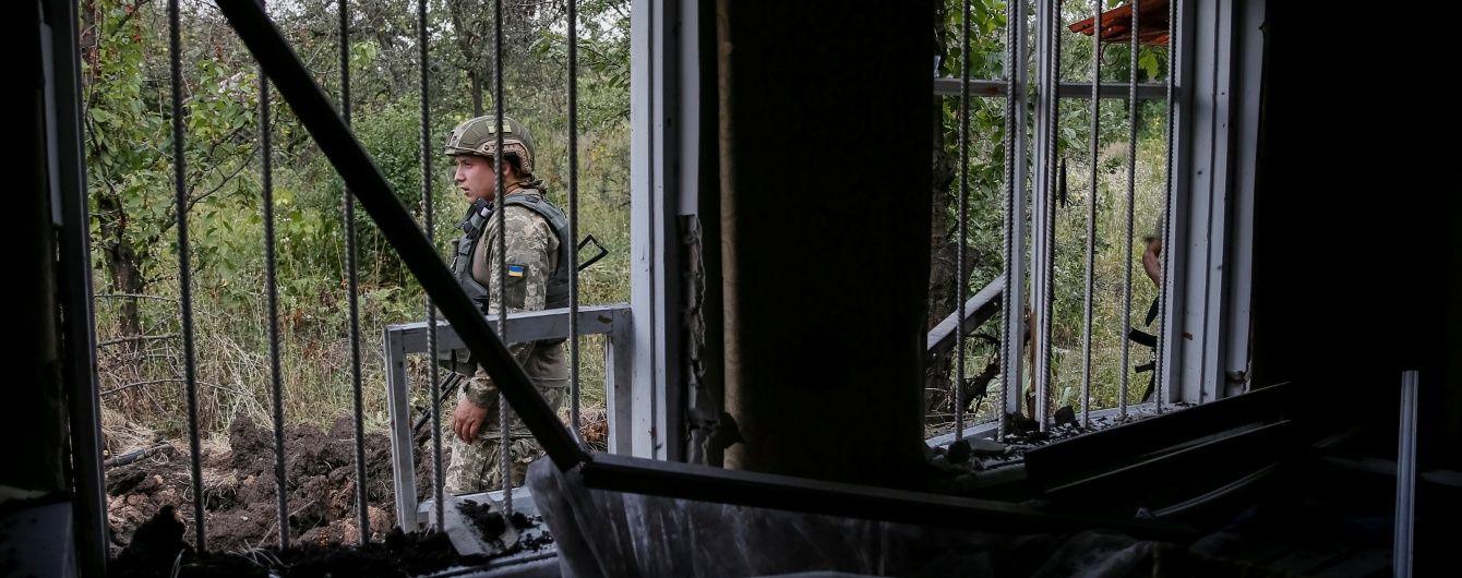 Военные под Авдеевкой утепляются и наблюдают за маневрами врага