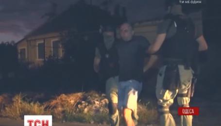 В Одессе задержали опасных грабителей иностранцев