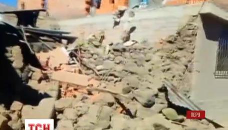 В Перу землетрясение унесло жизни 9 человек