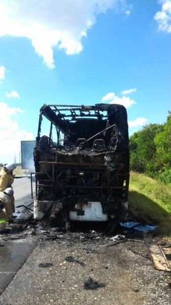 Аварія автобуса в Криму