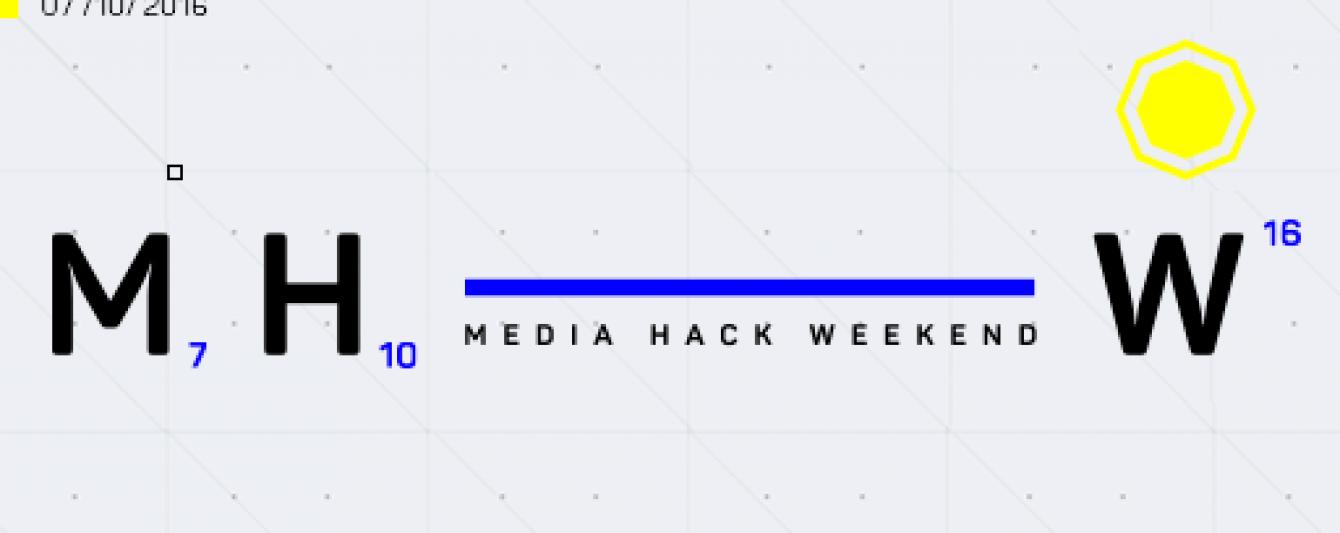 Победители Media Hack Weekend 2016 презентуют свои идеи в Амстердаме