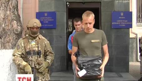 В офісах прикордонної служби України йдуть обшуки