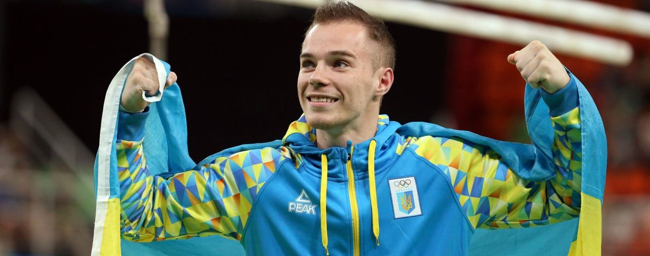 Гімн України у Ріо-де-Жанейро. Як  Верняєв отримав золоту медаль Олімпійських ігор