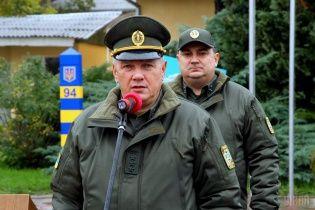 Екс-голова прикордонної служби України пояснив, чому подав у відставку