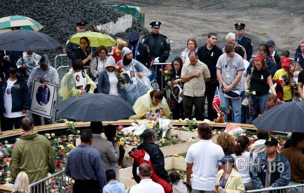 У світі згадують жертв наймасштабніших терактів у США 11 вересня