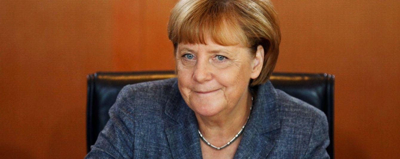 """У Меркель назвали условия встречи """"нормандской четверки"""""""