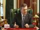 Янукович вимагає відеоконференції із українськими високопосадовцями