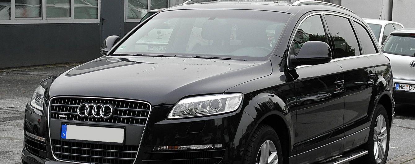Прокурор Сус назвався безробітним і повідомив про викрадення бабусиного Audi Q7