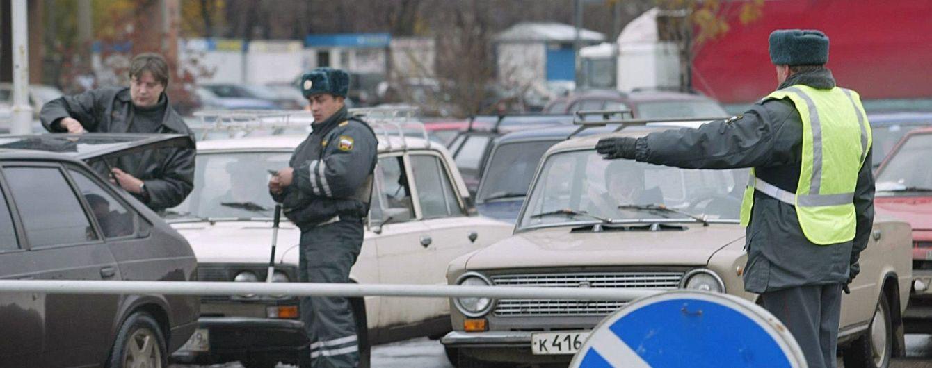 В окупованому Криму екс-даівець збив 7 дітей