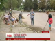 Жителів Красногорівки не лякають обстріли, і вони готуються святкувати День Незалежності