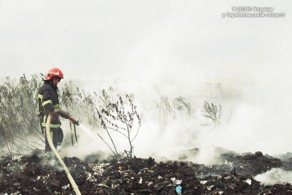 Пожежа на сміттєзвалищі біля Тернополя_03