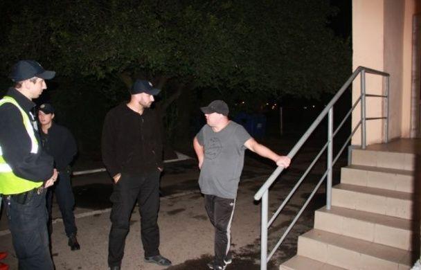 У Мукачевому п'яного суддю упіймали на не ввімкнутому сигналі повороту