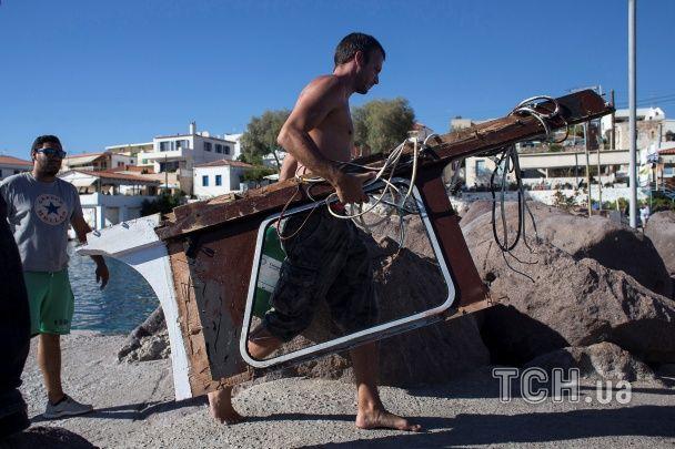 У моторошній аварії біля берегів Греції загинув українець - ЗМІ