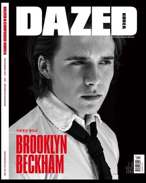 Бруклін Бекхем для Dazed & Confused_2