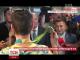 Срібному призеру зі стрільби Сергію Кулішу в Києві влаштували теплу зустріч