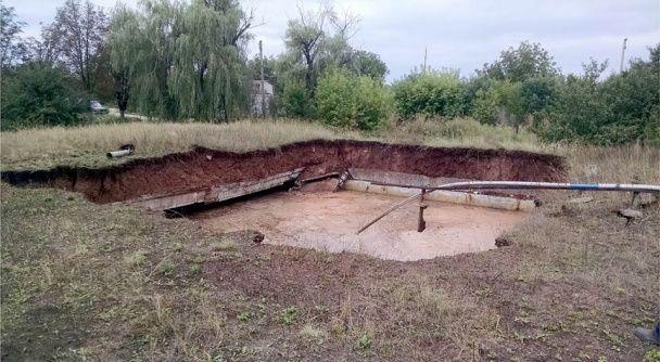 Бойовики обстріляли Вуглегірську ТЕС, зруйнувавши лабораторію контролю води