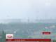 Від обстрілів піднімався дим: бойовики вели потужний обстріл по Авдіївській промзоні