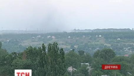 Ситуация на фронте: боевики ведут мощные обстрелы по украинских позициях
