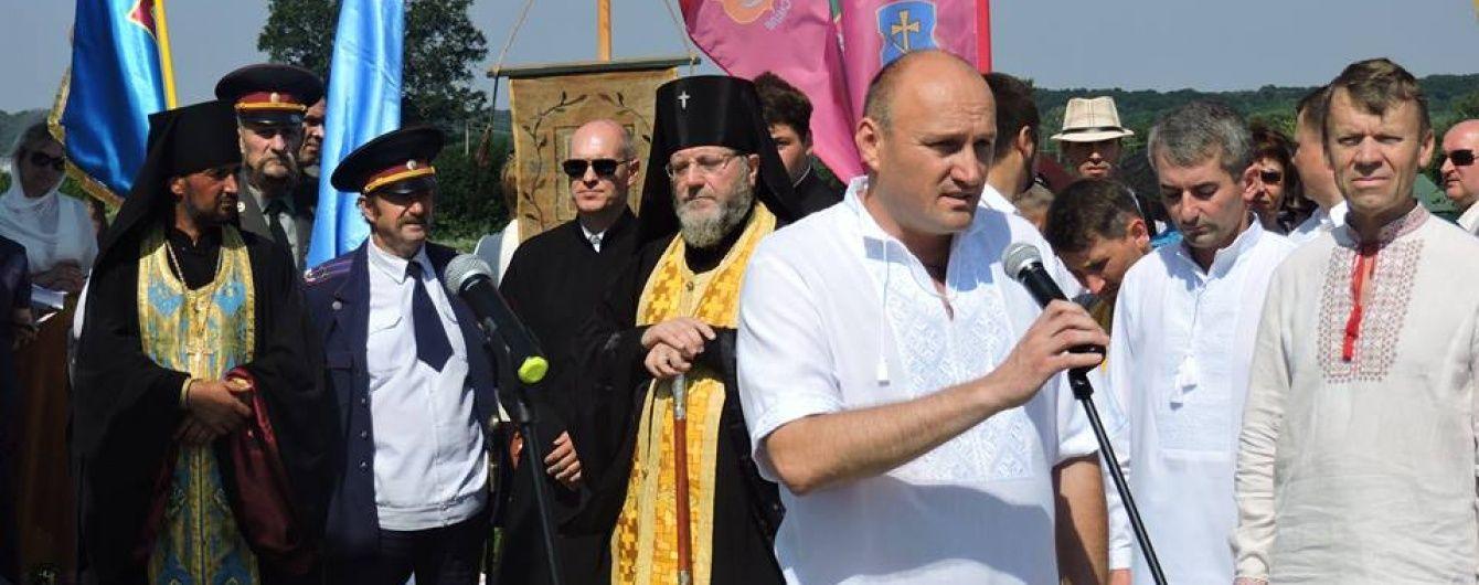 Військова прокуратура підтвердила затримання у Ромнах мера-хабарника