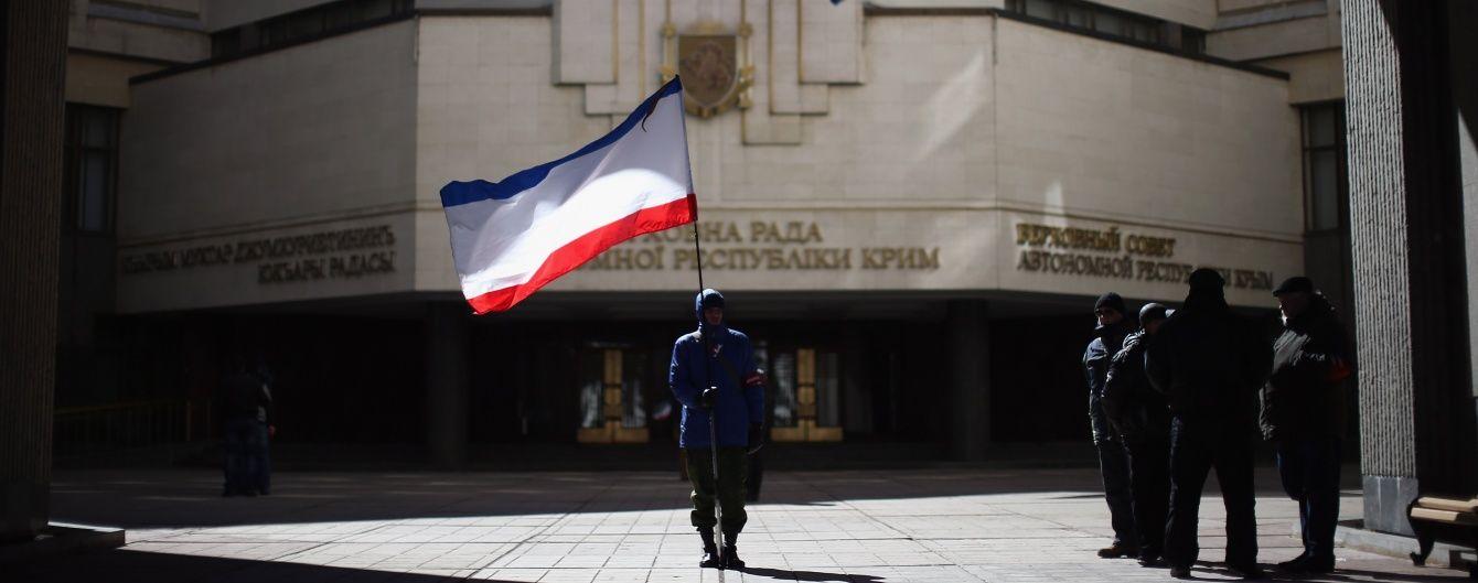 МЗС Литви засудило Росію за спроби організувати вибори в українській АРК