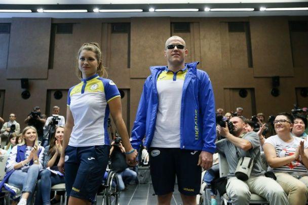 Дефіле паралімпійців. Українські спортсмени показали форму на Ігри-2016