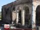 У Мар'їнці внаслідок нічного обстрілу згоріло кілька будинків