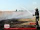 Масштабні пожежі нищать гектари рукотворного лісу на Херсонщині
