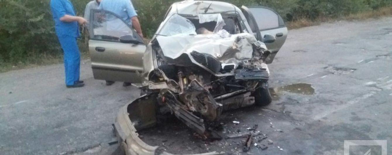 На Дніпропетровщині знайшли вантажівку, яка втекла з місця смертельної ДТП