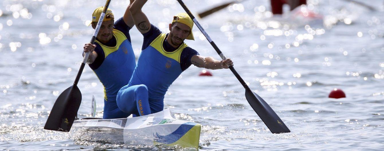 """Дев'ята медаль. Українські каноїсти виграли """"бронзу"""" Олімпіади в Ріо"""