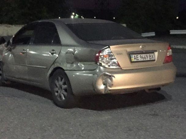 На Дніпропетровщині син екс-депутата міськради протаранив маршрутку на мосту - ЗМІ