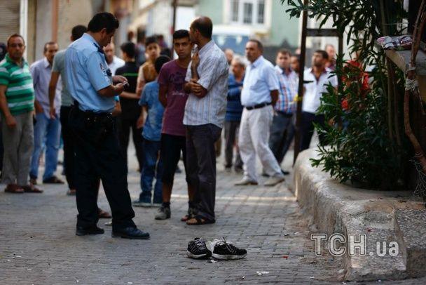 Теракт у розпал свята: з'явилося відео з місця вибуху на весіллі в Туреччині