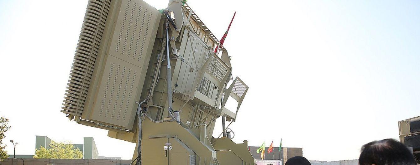 Іран представив власний зенітно-ракетний комплекс, відмовившись від російського С-400
