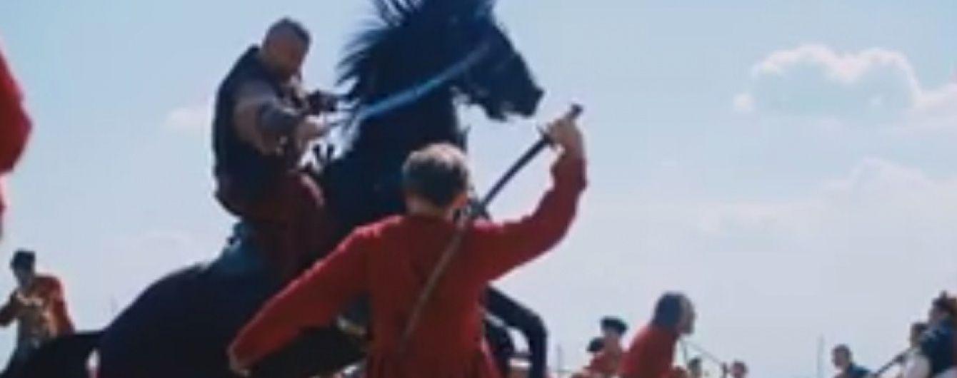 Порошенко привітав українців із Днем Незалежності видовищним відео