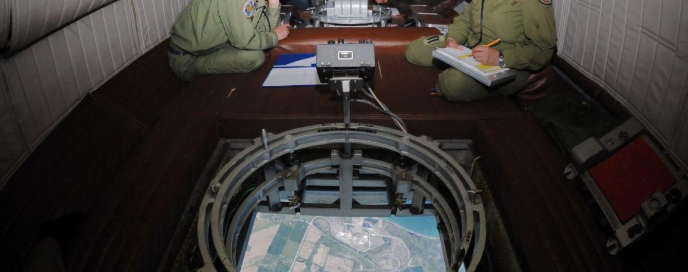 Військові США та України перевірять з літака, що відбувається на території Росії