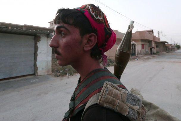 Гражданская война продолжается: курды начали наступление на силы Асада в северо-восточной Сирии