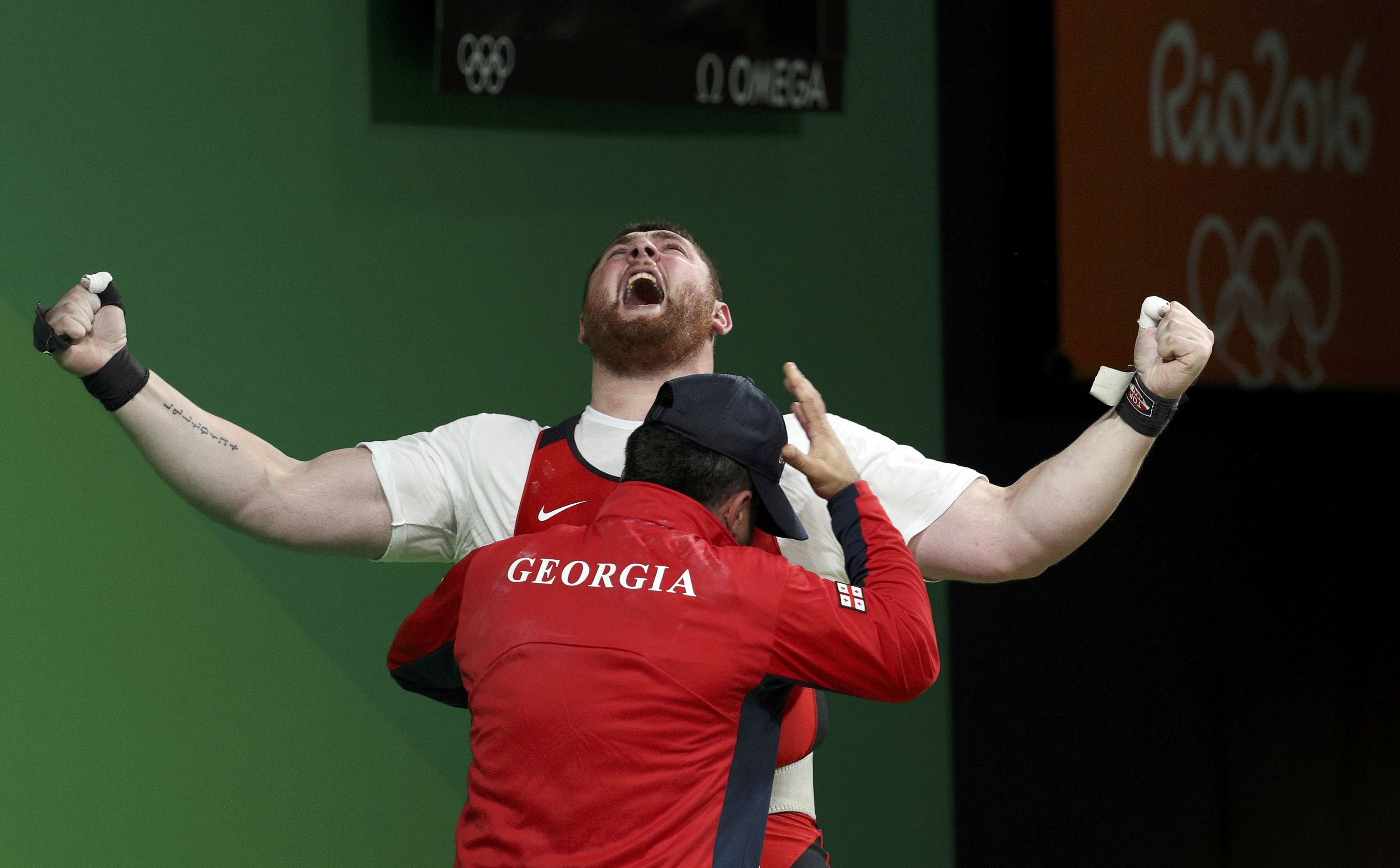 Радість переможців, олімпіада-2016_4