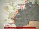 Бойовики з артилерії великого калібру вели інтенсивний обстріл на Донецькому напрямку