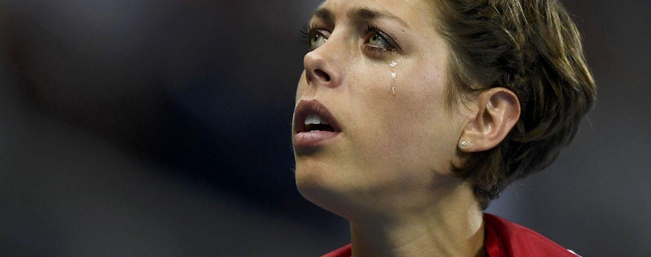 Біль та сльози. Як атлети реагували на свої провали на Олімпіаді-2016