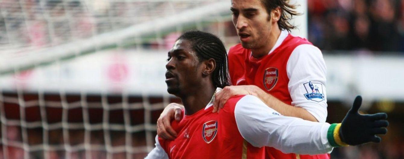 """Турецький клуб підписує одразу двох екс-футболістів """"Арсенала"""""""