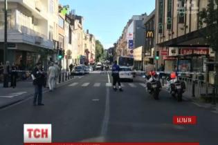 У центрі Брюсселя жінка з мачете влаштувала різанину в автобусі
