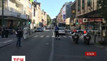 В Брюсселе женщина с мачете атаковала пассажиров местного автобуса