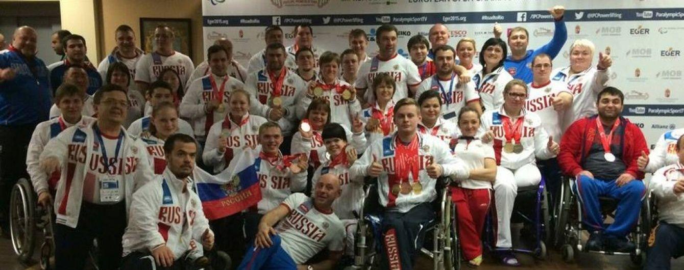 Суд відмовився пускати російських паралімпійців до Ріо-2016