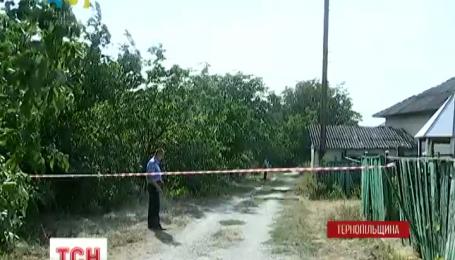 Через ревнощі на Тернопільщині загинули чотири людини
