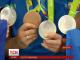 """В аеропорту """"Бориспіль"""" зустріли срібних призерів Олімпійських Ігор з фехтування"""