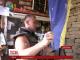 Військові 54 бригади розповіли про обстріл села Луганське та плани на День Незалежності