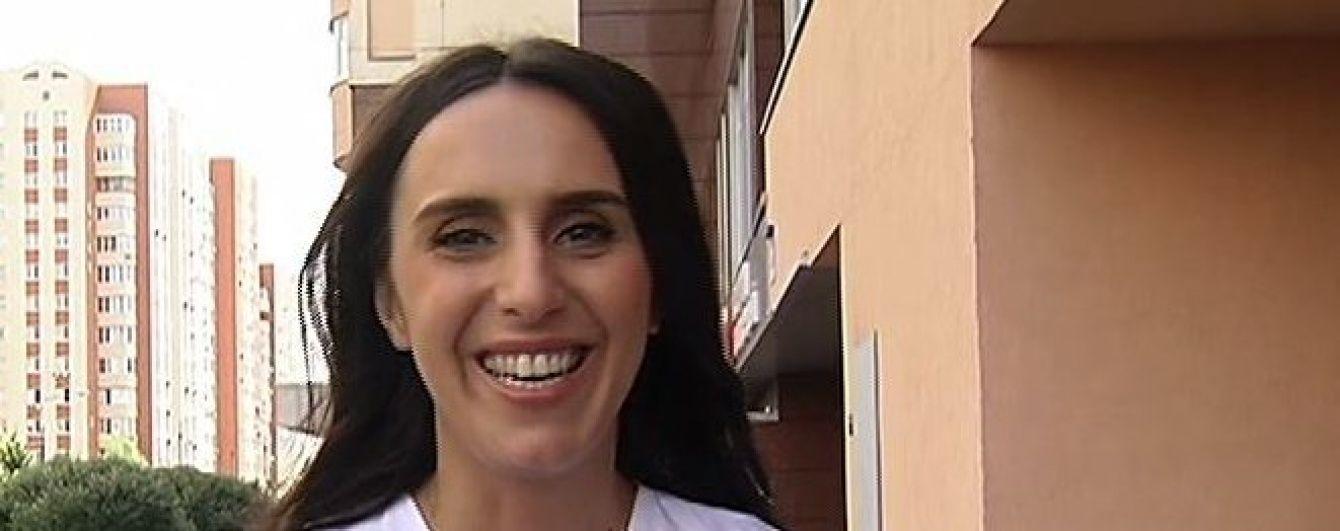 Ексклюзив ТСН. Джамала приїхала на оглядини отриманої від мера квартири в Києві