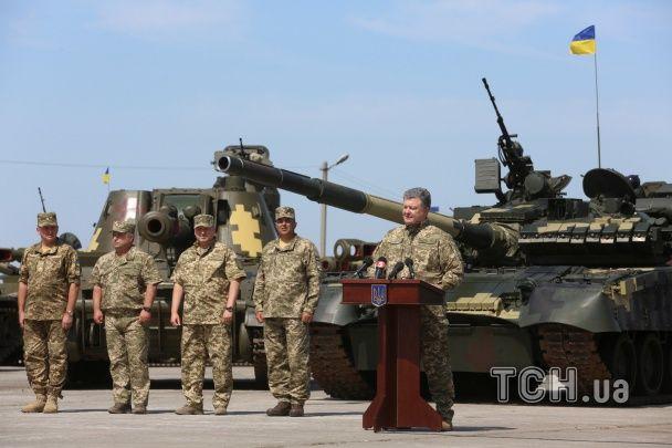 Танки, БМП та винищувачі. ЗСУ передали 140 одиниць бойової техніки