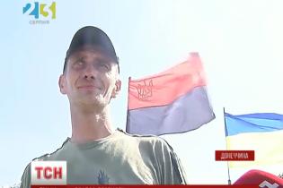 У Києві відкрилася унікальна експозиція прапорів АТО